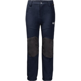 Jack Wolfskin Rascal - Pantalon long Enfant - bleu